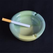 цена на Ceramic Ashtray Japanese Style Cigarette Guest Room Bar Ktv Home Simplified Circular Ash Tray Ceramic Ashtray Cigarette Ashtray