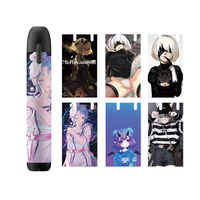 SHIODOKI 2 Pack myblu Skin Decal for Pax my blu 2.5D Technology Ultra Thin Protective Sticker for myblu Wraps Cases -Anime girl