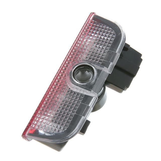 kebedemm Car Door Welcome Light For VW Car LED Projector Laser Logo Door Light For Volkswagen