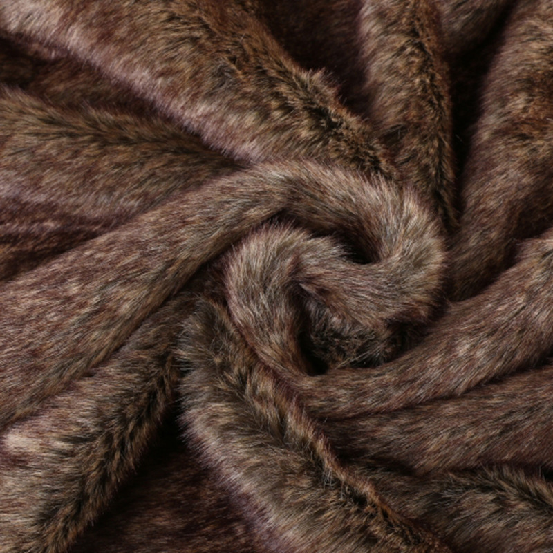 Shaggy Faux Rabbit Fur Fabric (short Pile fur) Costumes Hair Artificial furs Sold By The Meter Free Shipping width170cm