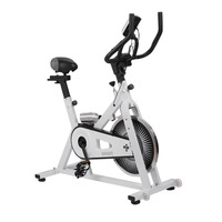 Indoor Cycling Bikes Cardio Exercise Bike Home Training Workout Gym Machine Trainer Bicycle Trainer Household Fitness Equipment