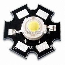 12000k white 3watt bridgelux led beads with 20mm star pcb,super flux 220-240lm,ideal diy lighting source for aquarium/grow lamp deebow dee 021 3w 3 led 240lm flexible neck aquarium lamp