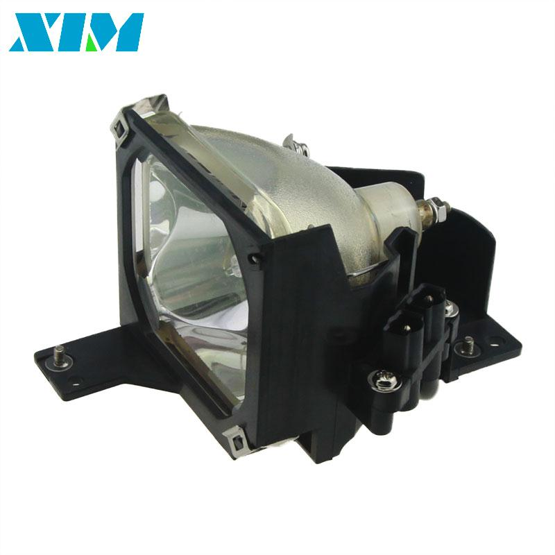 Подробнее о Ximlamps ELPLP13 High Quality Compatible Bulb Inside Replacement Lamp with Housing for EPSON PowerLite 50C 70C EMP-50 EMP-70 compatible projector lamp for epson elplp13 v13h010l13 emp 50 emp 70 powerlite 50c powerlite 70c