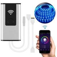 Timethinker WIFI LED Streifen Smart Switch 12V 24V RGB RGBW DIY Unterbrecher Farbe Licht Schalter für Alexa Google hause Fernbedienung Heimautomatisierungsmodule    -