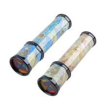 3D Kaleidoscope Magic Variety Inside of Interior Scenes Flower Tube Paper Toy Free S hipping Dropshipping J75