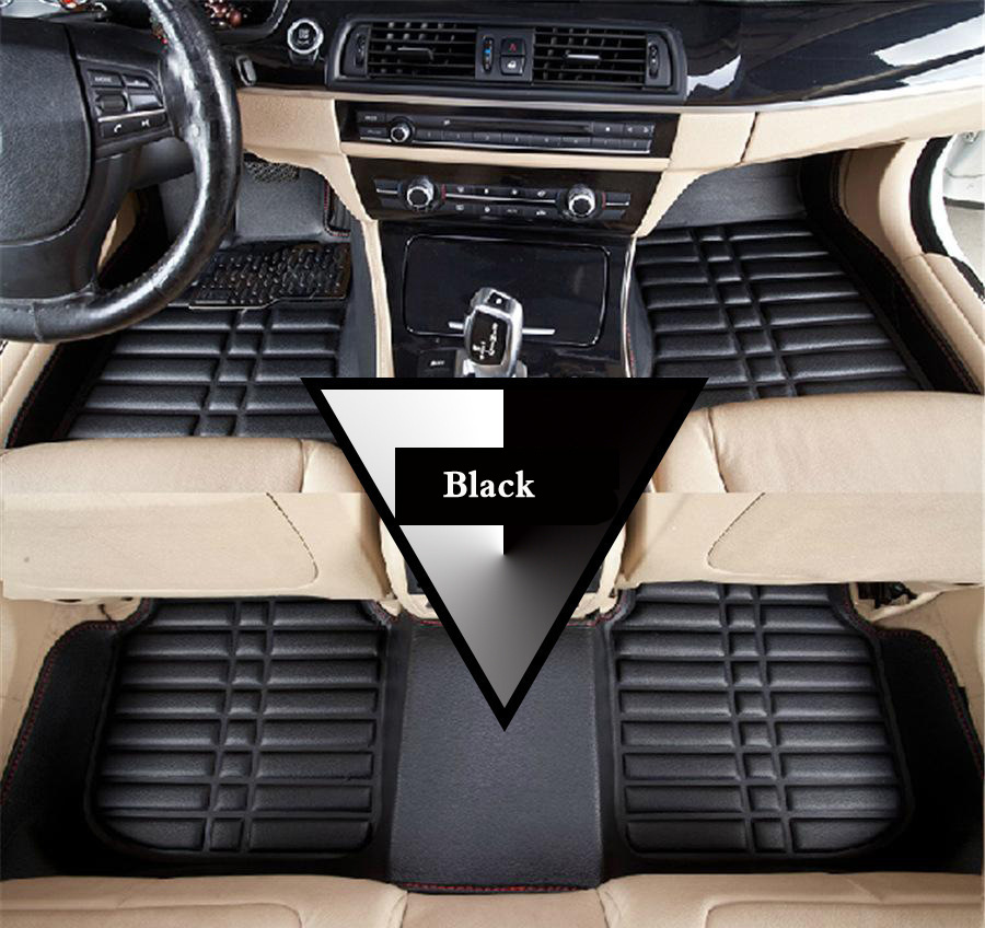 Custom fit OHANNY car styling carpet floor liner mats case for Toyota ALPHARD Hilux Highlander sequoia ZELAS CALLORA accessories custom fit car floor mats for toyota camry corolla prius prado highlander verso 3d car styling carpet liner ry55