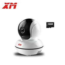 1080PHD 2.0MP Wifi  IP Camera+16GB SD Card Pan/Tilt  Night Vision Security Camera ONVIF P2P CCTV Cam with IR-Cut Baby Monitor