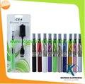 Ego CE4 Kits 9 color cigarrillo electrónico 650 mah 900 mah 1100 mah cigarrillo electrónico kit vaporizador de vapor