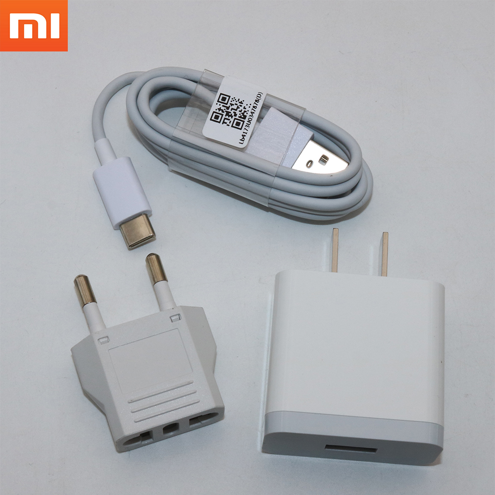 100% Original Xiaomi Usb 12v/1.5a Fast Charger 100cm Quick Type C Data Cable For Mi A1 5 5c 5x 5s Plus 6 6x 8 Se Mix 2 2s Max 2 Pretty And Colorful