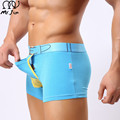 MR.JIM Men Cotton Shorts The bullet separates the U-convex scrotum Sexy Underwear for men