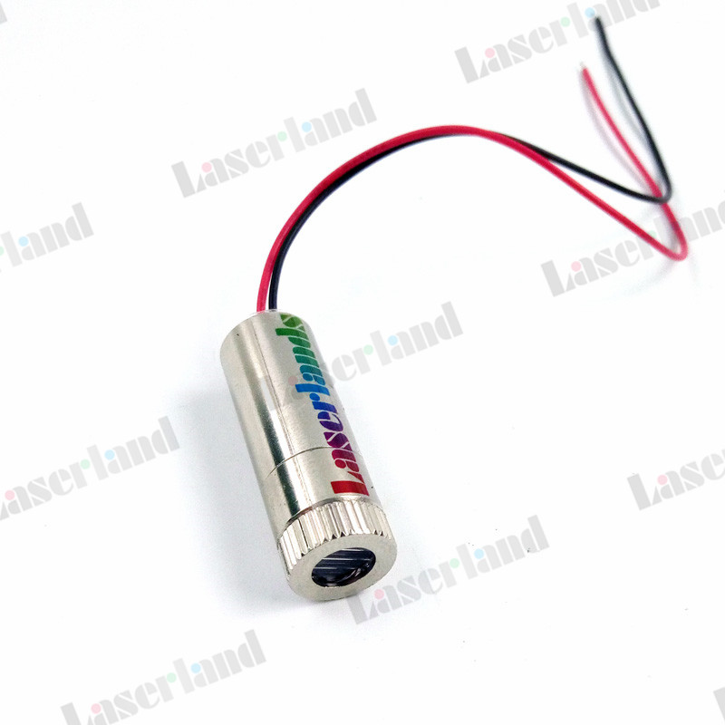 1235 780nm 80mW Infrared IR Dot Line Cross Lazer Focusable Laser Diode Module