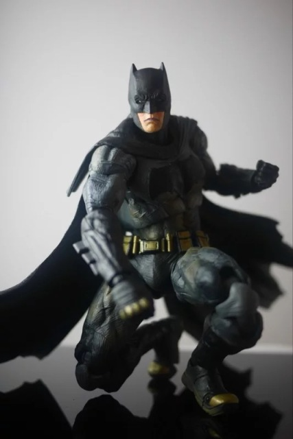 Square Enix Play Arts Kai Batman v Superman Dawn of Justice Bat Man Action Figure Selected Version Original Figures