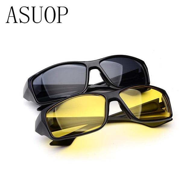 ASUOP2018 новые желтые черные очки высокого класса люксовый бренд кошачий Глаз Модные солнцезащитные очки мужские квадратный Путешествия Спорт UV400 классический F