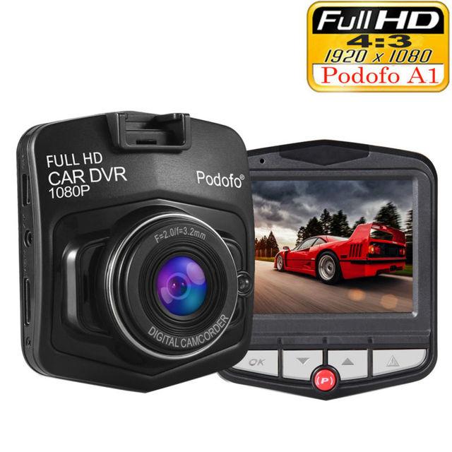 Mini Car Dashcam Full HD 1080P G-sensor With Night Vision