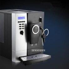 19Bar 2L Bolha Leite Espresso Automática Máquina De Café Moedor de Grãos De Café Café Mocha Cappuccino Máquina de Café Italiana CLT13