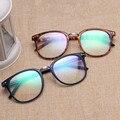 Anewish espetáculo óptico óculos de leitura das mulheres dos homens marca designer óculos retro do vintage do olho óculos de armação oculos de grau femininos