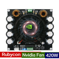 GHXAMP TDA8954TH 400W MONO Amplifier Audio Board High Power AMP PA Speaker DIY Dual AC24V For
