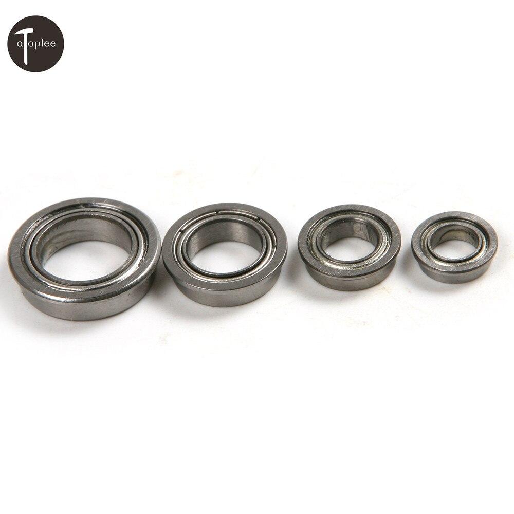 1 Pc Lager Stahl Flansch Miniatur Lager 5/6/8/10mm Micro Dünne Kugellager Für Maschine Form Lager Werkzeuge Eine VollstäNdige Palette Von Spezifikationen