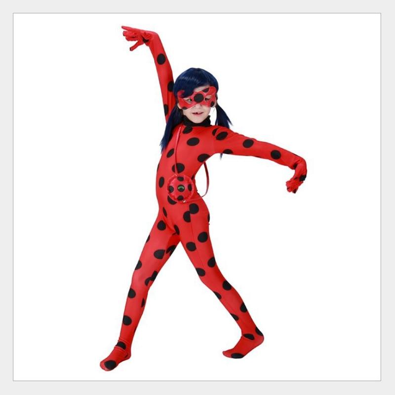 Traje de cosplay kigurumi kigurumi Disfraces de mariquita Traje de - Disfraces