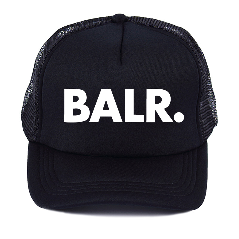 2019 BALR Trucker   Caps   Hat printing Men   Caps   Hip Hop Cool Summer Mesh   Baseball     Cap   snapbacks Hat for Men Women