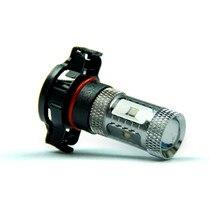 2x H16 p16w/PSX24W 30 Вт Светодиодные фары 12 В Авто Туман лампы CREE фишек Авто-электроника