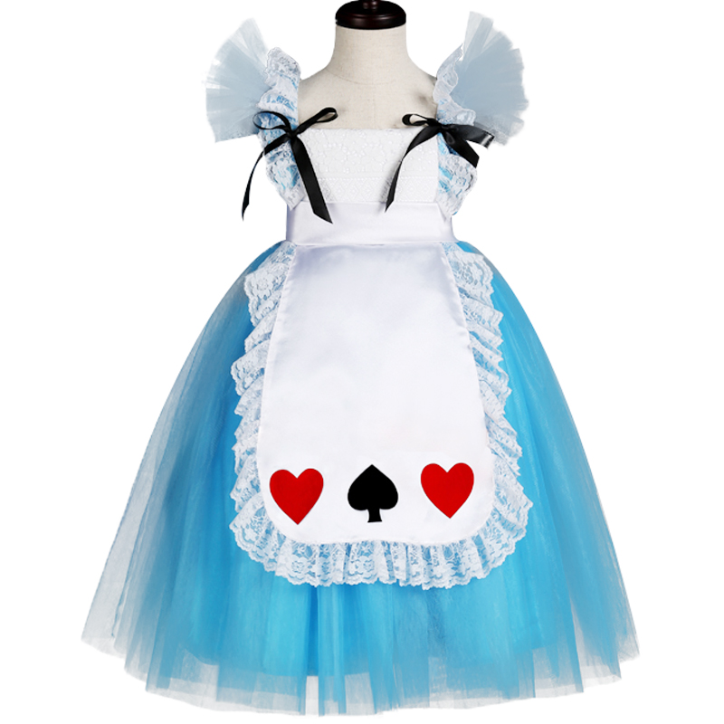 Cinderella Princess Dress for Girl Halloween Sleeping Beauty Christmas Costume Girls Clothes Teenage Party Dresses