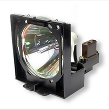 LV-LP02 / 2012A001AA Replacement Projector Lamp with Housing for CANON LV-7500 / LV-5500 / LV-7500U lv lp22 for cano n lv 7565 compatible lamp with housing free shipping