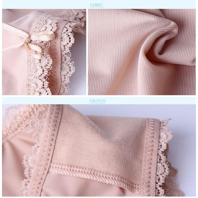BllooBeell tahke madala taljega naiste aluspesu aluspüksid Seksikad - Aluspesu - Foto 6