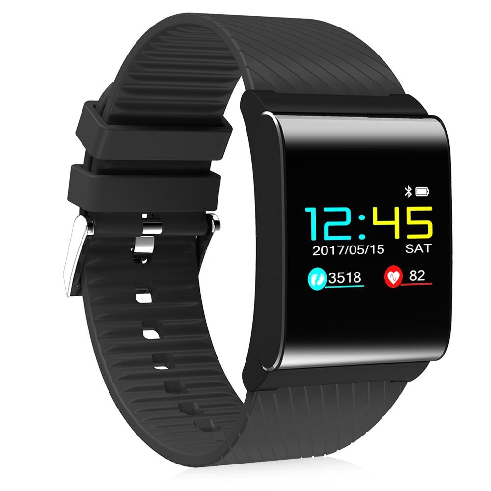 Nové Smart hodinky Bluetooth a fitness hodinky pánské digitální ... 489e343c6c