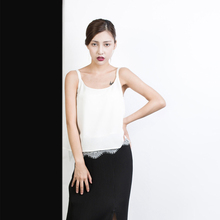 New Design Lace Camisoles Competitive Products Black White For Your Choice