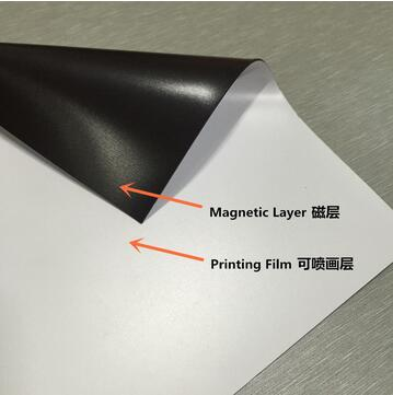 a4 size 5 pieces sample inkjet print magnetic inkjet paper matte