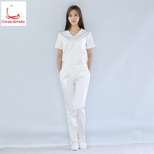 Operation wear nurse top grade oral and dental operation beauty salon work clothes