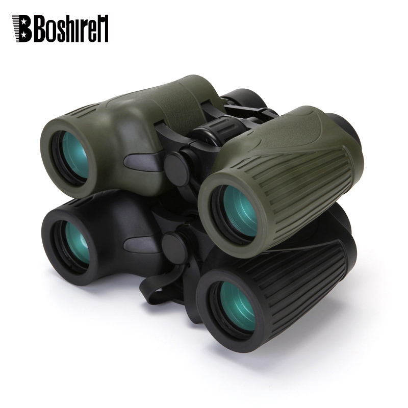 High times Brand 8X36 HD waterproof hunting binoculars telescope wide angle tourism optical outdoor sports eyepiece hot sell baigish fmc 8x40 hd waterproof portable binoculars telescope hunting telescope tourism optical outdoor sports eyepiece