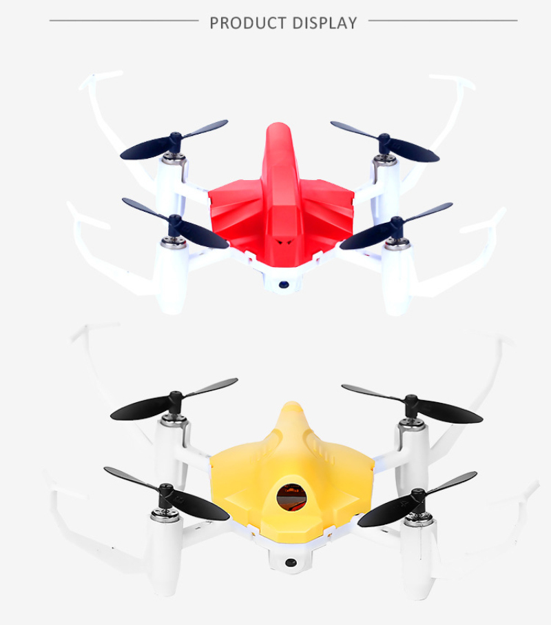new mini pocket wifi fpv remote control rc drone 4816 with led light outdoor toy model with wifi camera kids child best gift toy