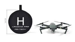 Image 5 - PGYTECH DJI Spark Protective Fast fold Drone Landing Pad For Mavic Pro Phantom 2 3 4 inspire 75cm Station Apron Portable Pour