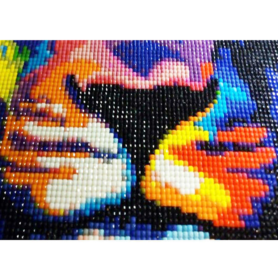 5D DIY diamant malerei monster, Alien, raumschiff, 3D, diamant stickerei, kreuz stich kits, diamant mosaik, Wohnkultur Kunstwerke A502