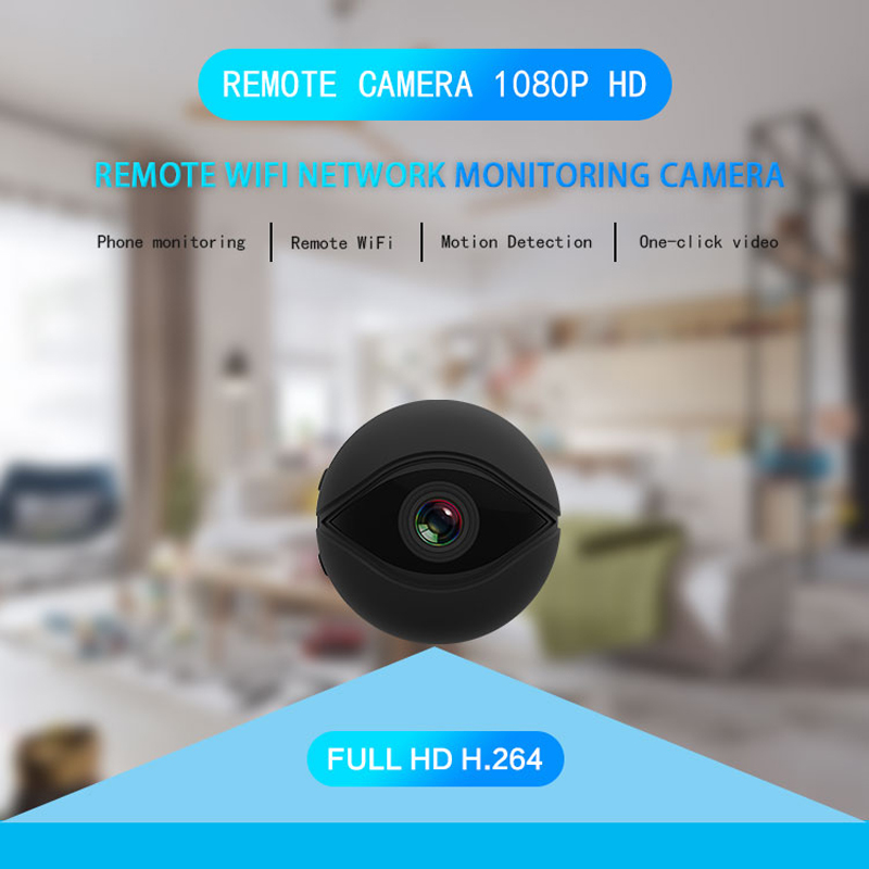 Image 4 - Night Vision With Motion Sensor Camcorder Wi Fi Small IP Secret Micro Video Mini Camera Cam HD 1080p Wifi Minicamera Microcamera-in Mini Camcorders from Consumer Electronics