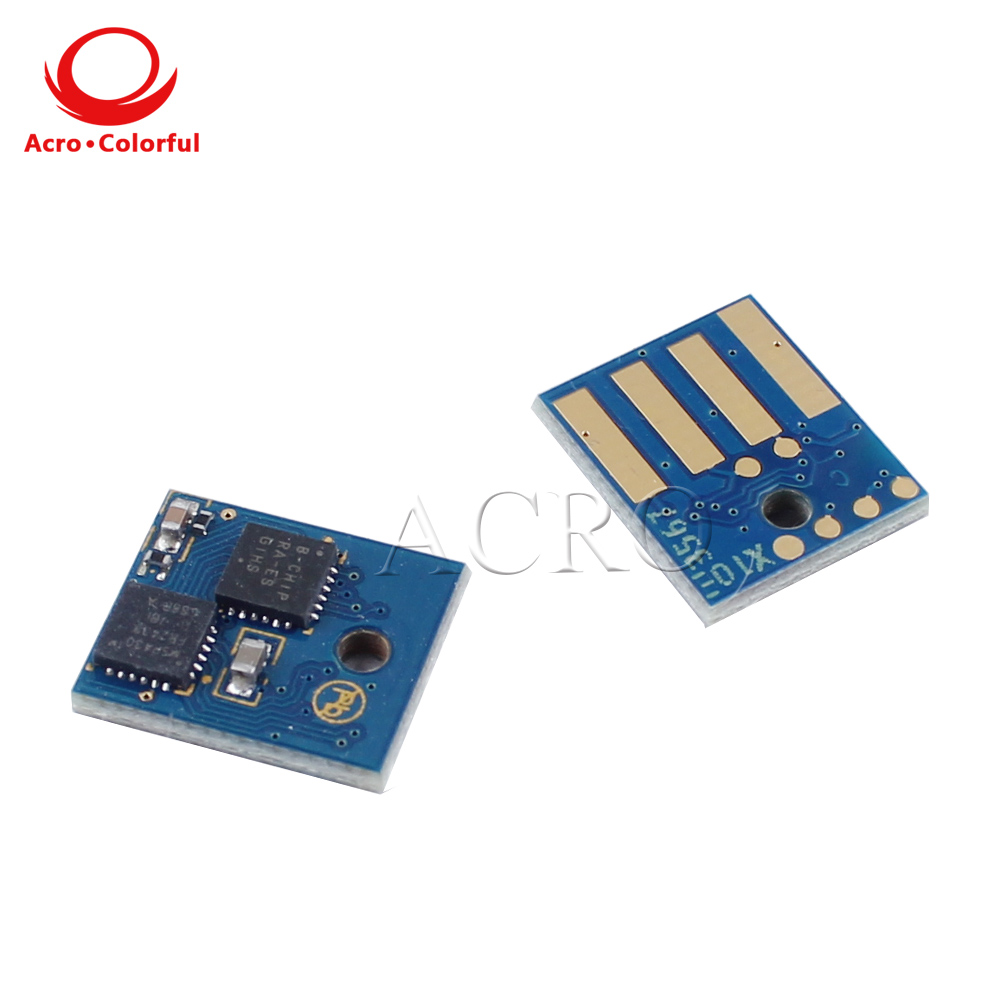 10 Karat Nahen Osten/afrika 60f5h00 (605 H) Toner Chip Für Lexmark Mx310 Mx410 Mx510 Mx511 Mx611 Patrone Reset Chip