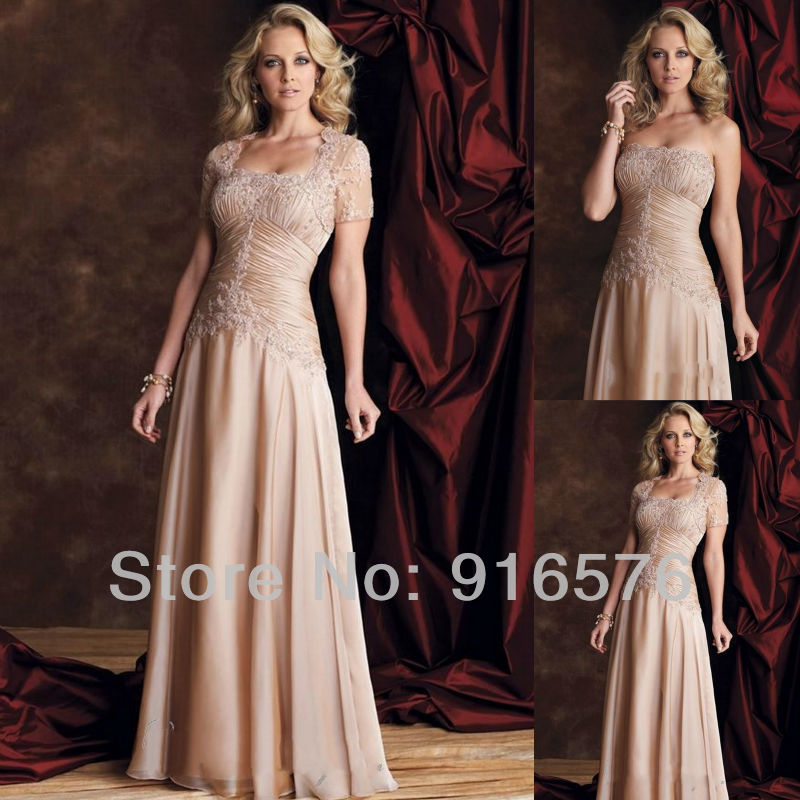 Dresses For Mother Of The Bride Wedding Gowns 2012 Matching Wrap ...
