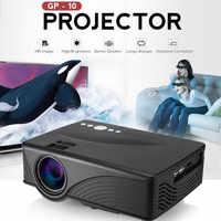 GP10 GP-10 Video Projector Mini Home Theater 2000 Lumens 1080P HD 3D Video Home Theater Projector PK GP9 GP-9 GP12 GP-12
