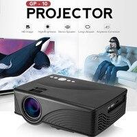 GP10 GP 10 Video Projector Mini Home Theater 2000 Lumens 1080P HD 3D Video Home Theater Projector PK GP9 GP 9 GP12 GP 12
