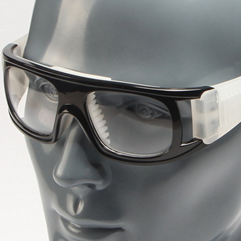 Portable Sports Explosion Proof Lenses Glasses Protective Basketball Soccer Eyewear ShockProof Eye Safety Goggles