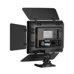 Image 5 - Yongnuo luces LED de vídeo YN300 III YN 300 III, 3200k 5500K, CRI95 + Pro, 2 uds., compatible con adaptador de CA y aplicación de Control remoto