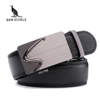 New Designer Men S Belts Luxury Man Fashion Genuine Leather Belt For Man High Quality Automatic