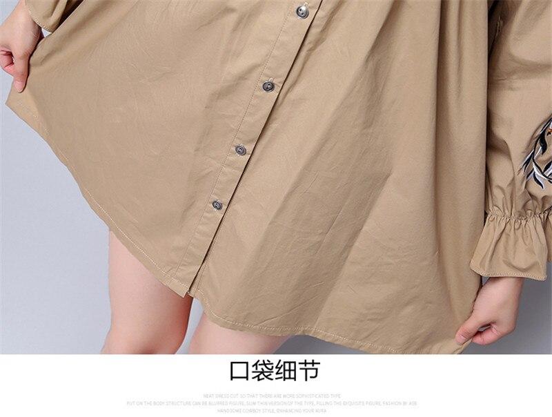 Plus Blouses Blusas Ladies 21