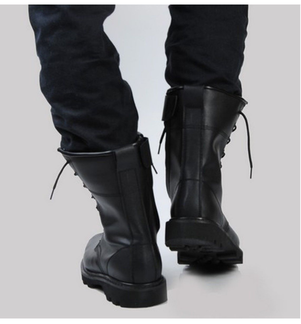 high ankle leather boots coltford boots