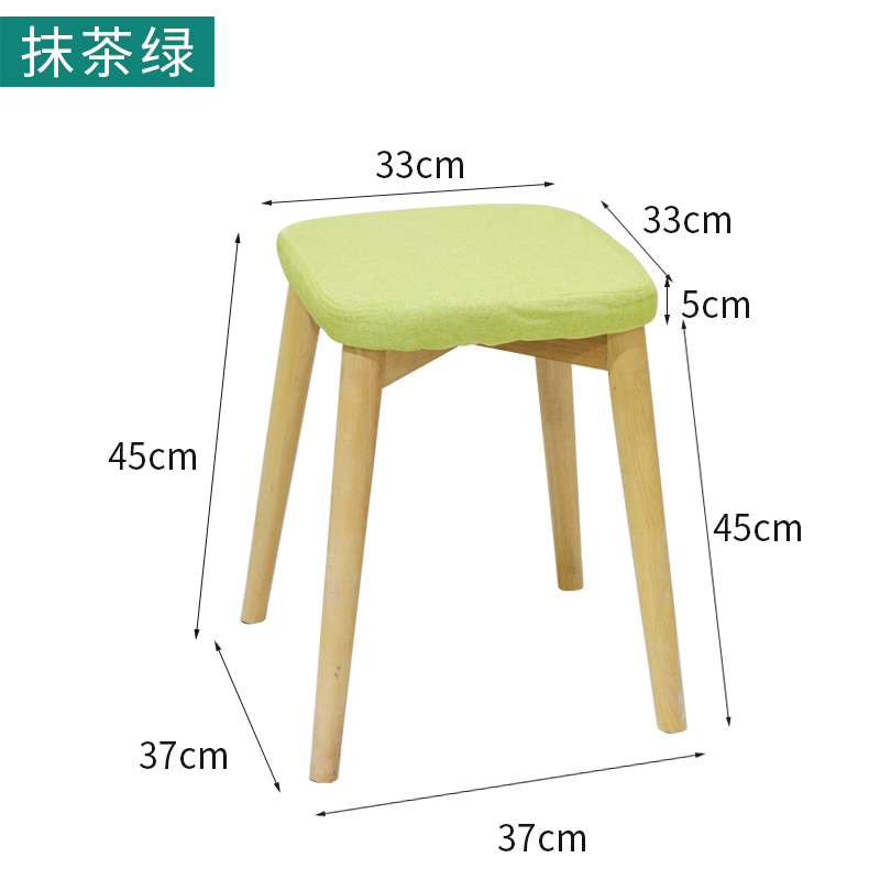 Miraculous Wooden Bench Art Stools Fashionable Household Creative Pabps2019 Chair Design Images Pabps2019Com
