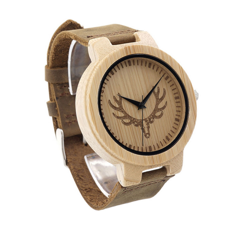 Fashion Band Wood Watch Men Relogio Masculino Wooden Watches for Women Business Quartz Wristwatch Clocks Hour with Box Gifts 2017 luxury watch bobo bird wood watches for men wooden band wristwatch with bamboo box relogio masculino b n07