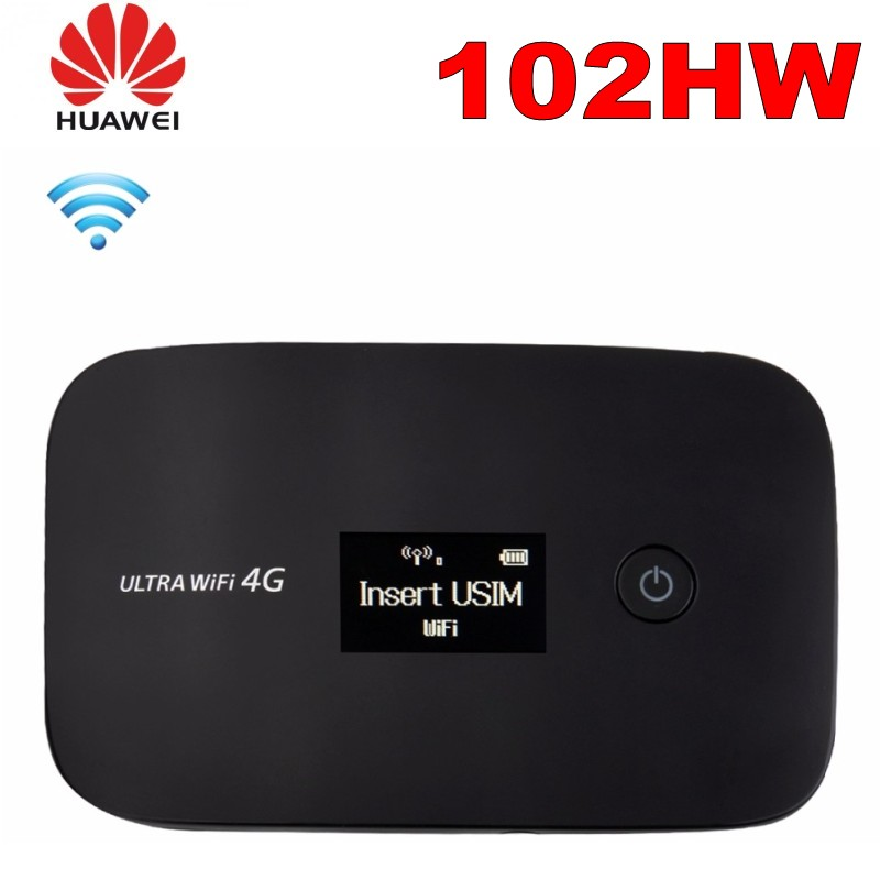 Softbank ULTRA WiFi 4G 102HW