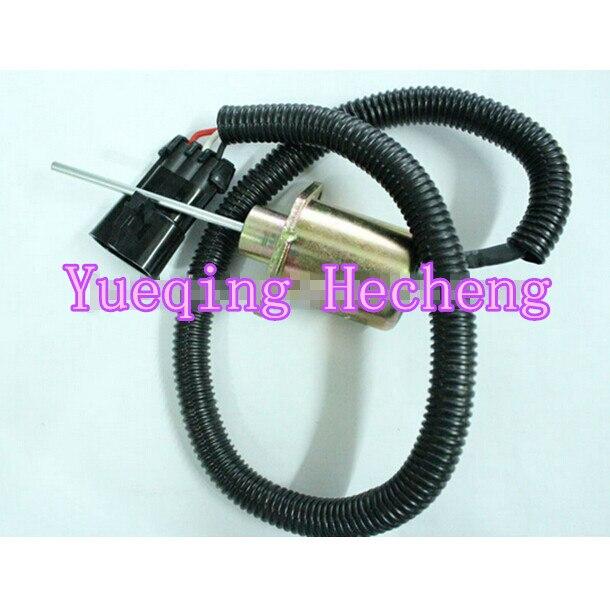 Solenoid Injection Pump 12V Ultra/Vector CT4-134TV 253810906SV / 25-38109-06SV / 25-3810906SV